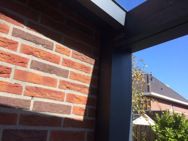 4 Wieringerwerf strakke plaatsing tegen zijmuur